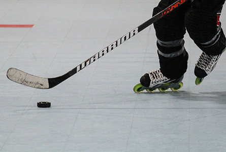 Hockey Party April 27 5pm.  Playing hockey till 5:45 Then awards & skating session. Bring your friends.