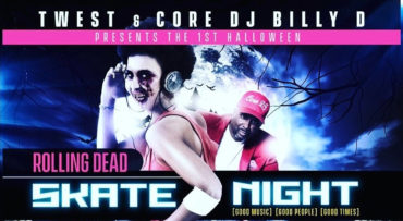 Rolling Dead Skate Night (Adult)